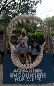 The Florida Keys Aquarium Encounters Team
